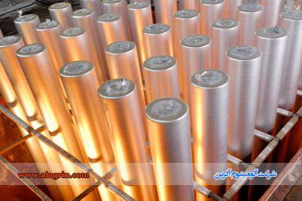 ten compressor - مشخصات فیزیکی آلومینیوم