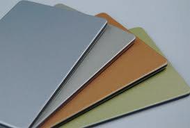 501 - ورق آلومینیوم رنگی