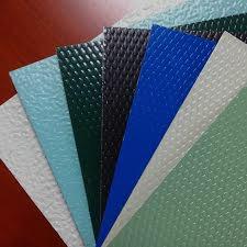 502 - ورق آلومینیوم رنگی